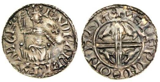 Coin Edward Confessor